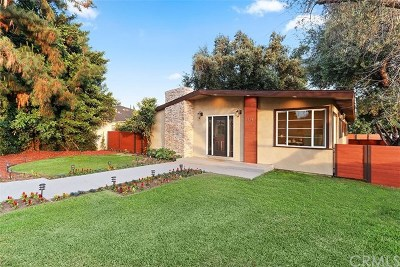 Arcadia CA Single Family Home For Sale: $1,268,000