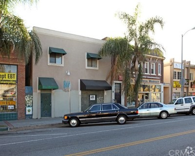 Gardena Single Family Home Active Under Contract: 844 W Gardena Boulevard