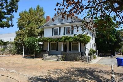 Rancho Cucamonga CA Single Family Home For Sale: $640,000
