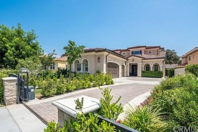 Temple City Single Family Home For Sale: 5818 Encinita Avenue