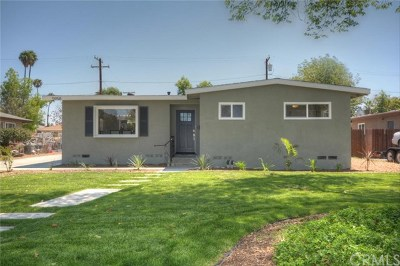 Riverside Single Family Home For Sale: 5958 Tower Road