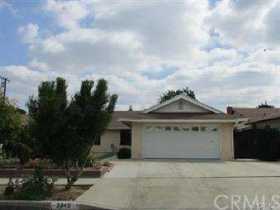 Rowland Heights Single Family Home For Sale: 2048 Camwood