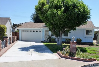 Arcadia Single Family Home For Sale: 1522 Cambury Avenue