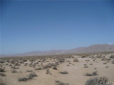 Lucerne Valley Residential Lots & Land For Sale: Poppy