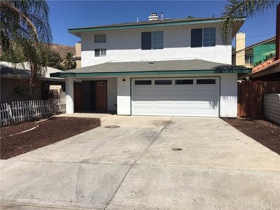 Lake Elsinore Single Family Home For Sale: 783 Lake Street
