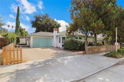 Temple City Single Family Home For Sale: 5916 Rosemead Boulevard