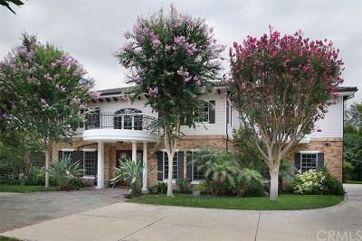 Pasadena CA Single Family Home For Sale: $5,800,000