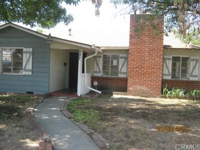 Pomona Single Family Home For Sale: 997 Loranne Avenue