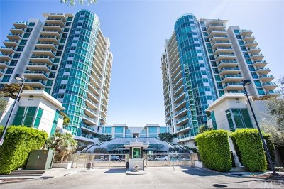 Marquee At Park Place (Marq) Condo/Townhouse For Sale: 3141 Michelson Drive #604