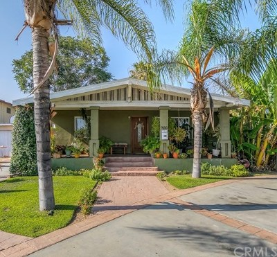 Temple City Single Family Home For Sale: 9861 Lower Azusa