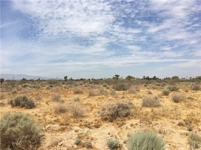 Victorville CA Residential Lots & Land For Sale: $225,000