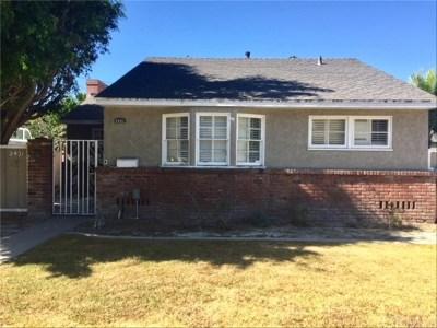 Long Beach Single Family Home For Sale: 2431 Terraine Avenue