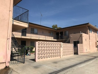 La Habra Rental For Rent: 730 Maple Street #7