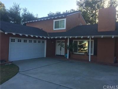 Chino Hills Single Family Home For Sale: 15070 Beechwood Lane