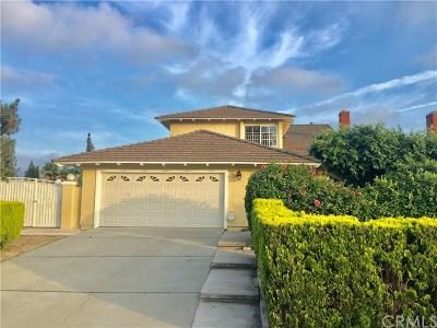 Walnut Single Family Home For Sale: 20362 Barnard Avenue