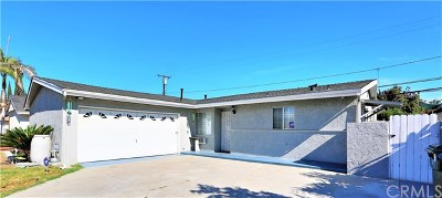 La Puente Single Family Home For Sale: 314 Tonopah Avenue