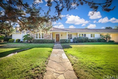 Pasadena Single Family Home For Sale: 535 S Lotus Avenue