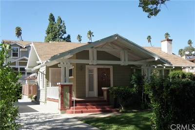 Pasadena Single Family Home For Sale: 83 N Meridith Avenue #2