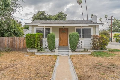 Pasadena Single Family Home For Sale: 119 S Greenwood Avenue