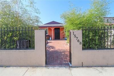 La Puente Single Family Home For Sale: 15768 Amar Road