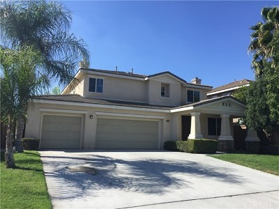 Eastvale Single Family Home For Sale: 6363 Cosmos Street