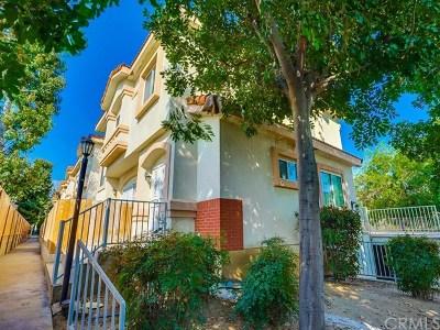 San Gabriel Condo/Townhouse For Sale: 400 E Broadway #L