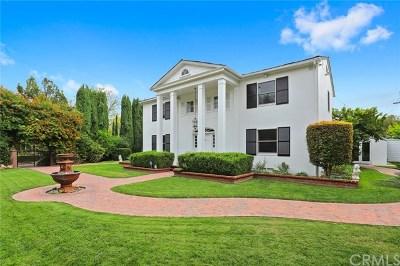 San Marino Single Family Home For Sale: 2512 Raleigh Drive