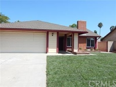 Rancho Cucamonga Single Family Home For Sale: 7895 Teak Way