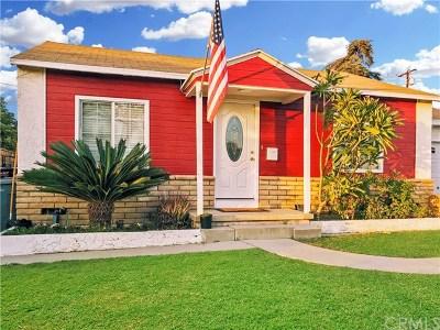 Baldwin Park Single Family Home For Sale: 14013 Benbow Street
