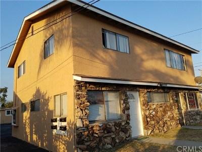 Baldwin Park Multi Family Home For Sale: 14613 Pacific Avenue