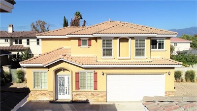Temple City Condo/Townhouse For Sale: 5067 Sereno Drive #B