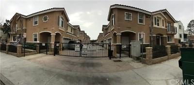 Baldwin Park Multi Family Home For Sale: 13226 Ramona Boulevard