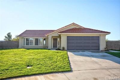 Hesperia Single Family Home For Sale: 6787 Knoll Court