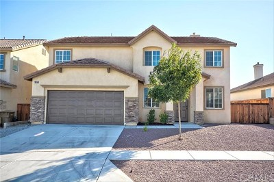 Hesperia Single Family Home For Sale: 10655 Palomino Avenue