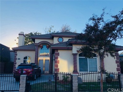 Monterey Park Single Family Home For Sale: 627 N Alhambra Avenue