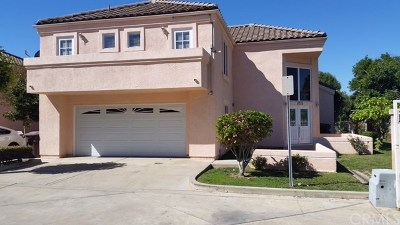 El Monte Single Family Home For Sale: 11712 Lower Azusa Road
