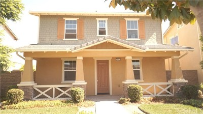 Chino Single Family Home For Sale: 14425 Haverford Avenue