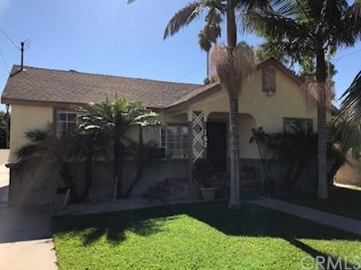 La Puente Multi Family Home For Sale: 162 S 2nd Avenue