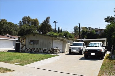 Monterey Park Single Family Home For Sale: 1380 S Garfield Avenue