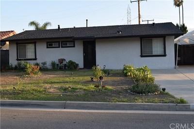 Glendora Single Family Home For Sale: 722 W Galatea Street