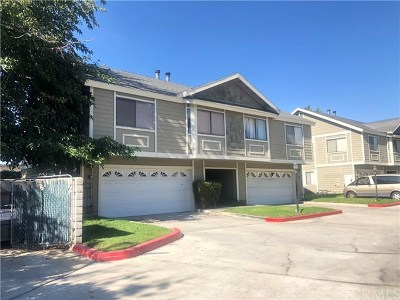 Pomona Condo/Townhouse For Sale: 615 E Phillips Boulevard