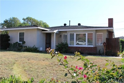 Glendora Single Family Home For Sale: 502 W Ada Avenue