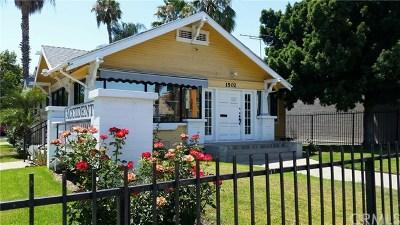 Santa Ana Single Family Home For Sale: 1502 N Main Street
