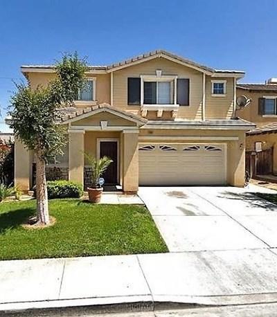 Moreno Valley Single Family Home For Sale: 16084 Via Ultimo