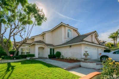 Chino Hills Single Family Home For Sale: 2467 Spring Meadow Drive