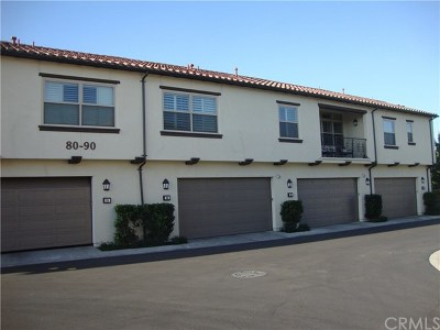 Irvine Condo/Townhouse For Sale: 86 Jade Flower