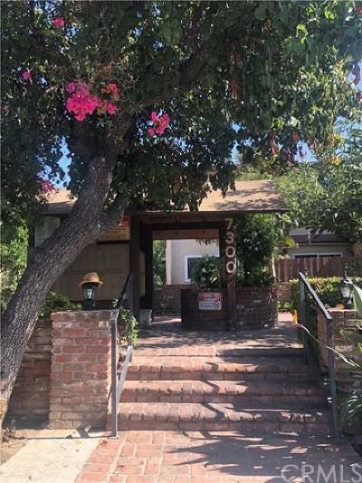 Van Nuys Condo/Townhouse For Sale: 7300 Lennox Avenue #B5