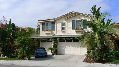 Oceanside Single Family Home For Sale: 1209 Parkview Drive