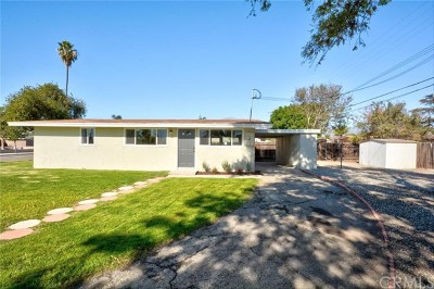 Ontario Single Family Home For Sale: 1340 N Allyn Avenue