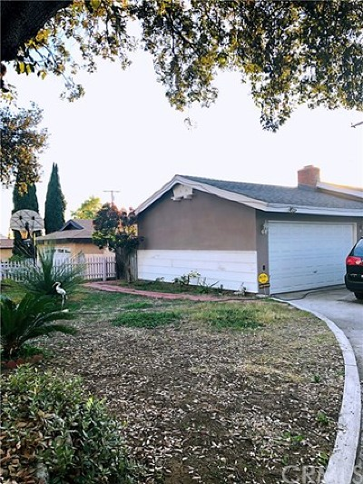 Montclair Single Family Home For Sale: 9030 Fremont Avenue